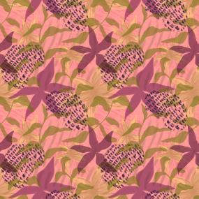 jungle textile design